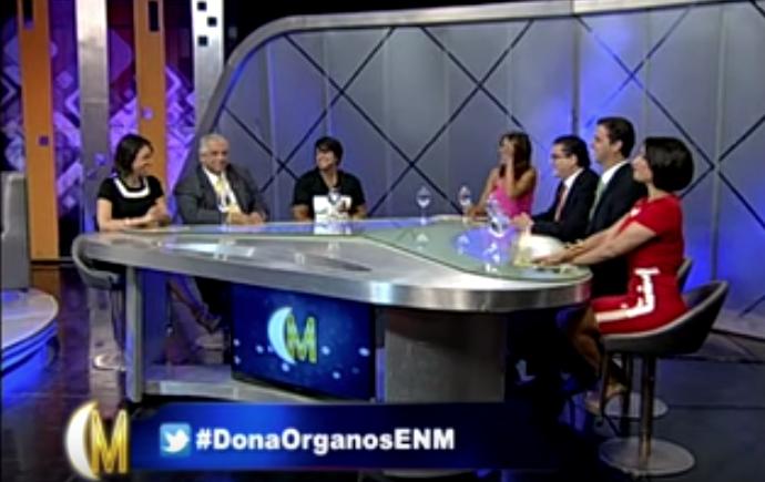 Entrevista al Dr. Fernando Morales en el programa «Esta Noche Mariasela»