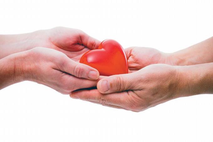 Un gesto altruista que salva vidas