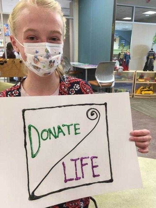 El llanto de una niña al encontrar un donante de corazón