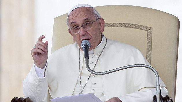 """Papa Francisco: """"Donar órganos es un gesto de amor"""""""