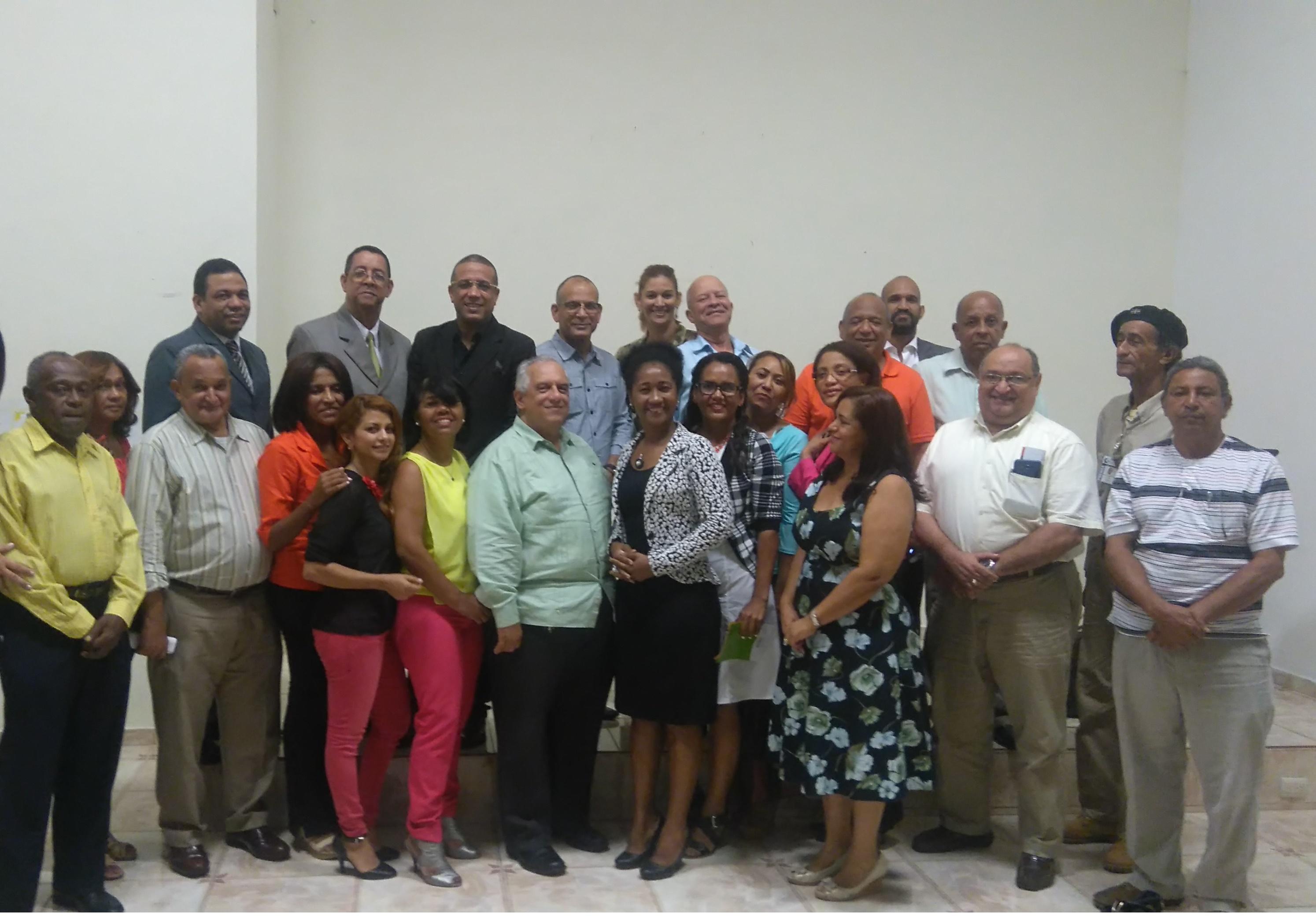 INCORT ofrece taller a miembros de CIPESA de Santiago