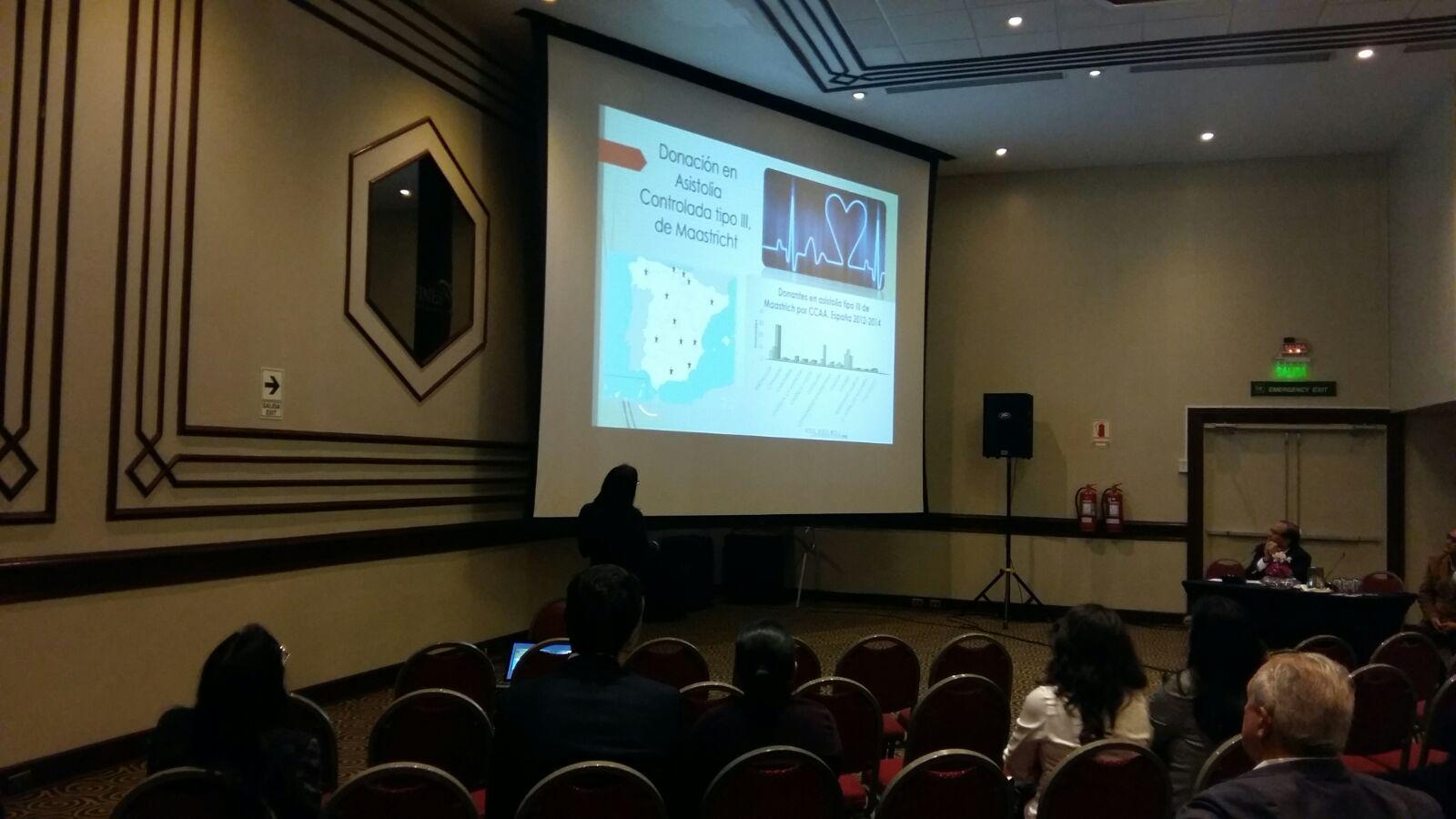 XV Congreso Peruano de Nefrología y el IV Congreso Iberoamericano de Coordinadores de Trasplante