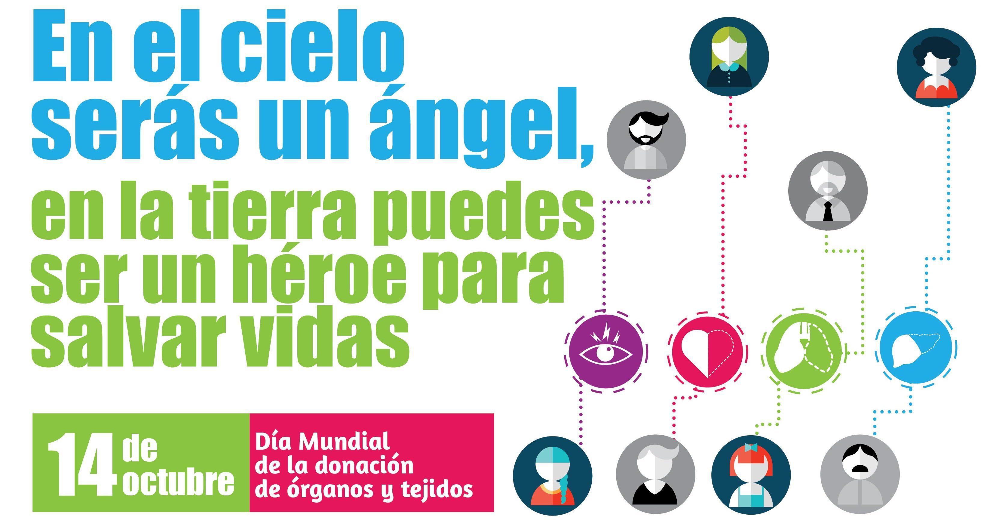 Día Mundial de la Donación de Organos y Tejidos