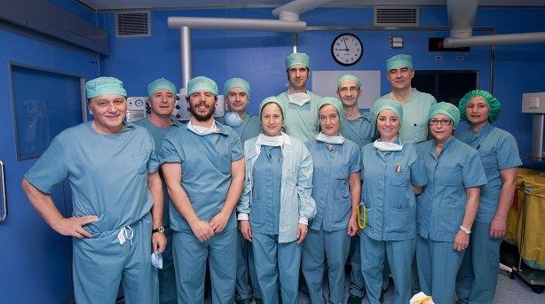 La laparoscopia mejora los resultados en trasplante de hígado de vivo