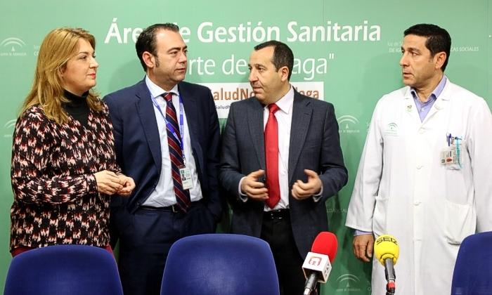 El Hospital de Antequera realiza sus dos primeras donaciones de órganos en asistolia