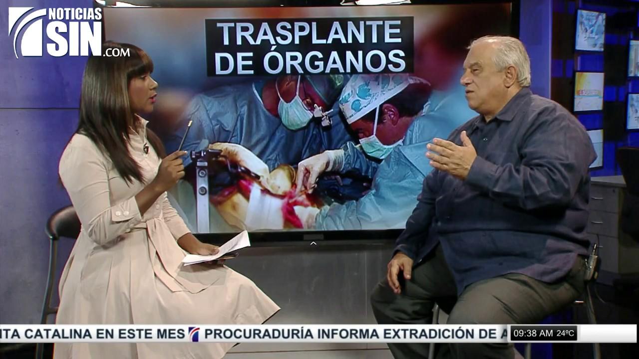 Donaciones de órganos han disminuido tras caso Carla Massiel, según presidente de la INCORT
