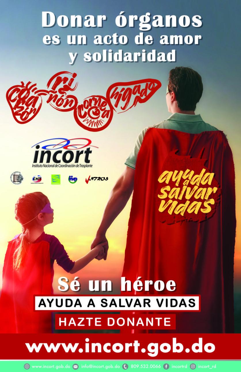 Sé un héroe! Ayuda a Salvar Vidas