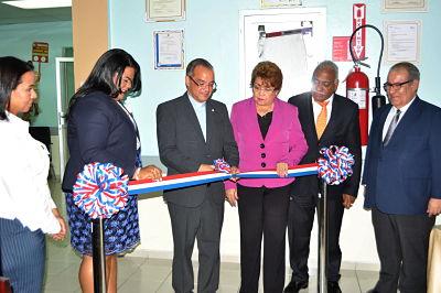 PUCMM inaugura el primer Banco de piel del país y Laboratorio de Nanobiología