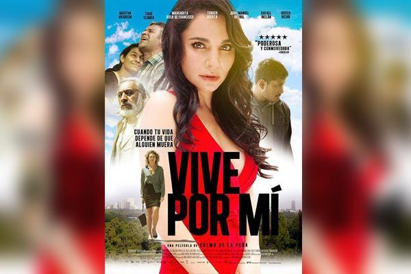 Película «Vive por mí», en pro de la donación de órganos, se estrena el 21 de julio