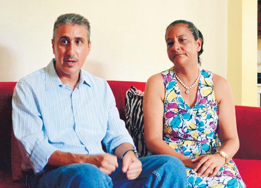 Felipe vivió la experiencia de dar vida a su hijo al donarle un riñón
