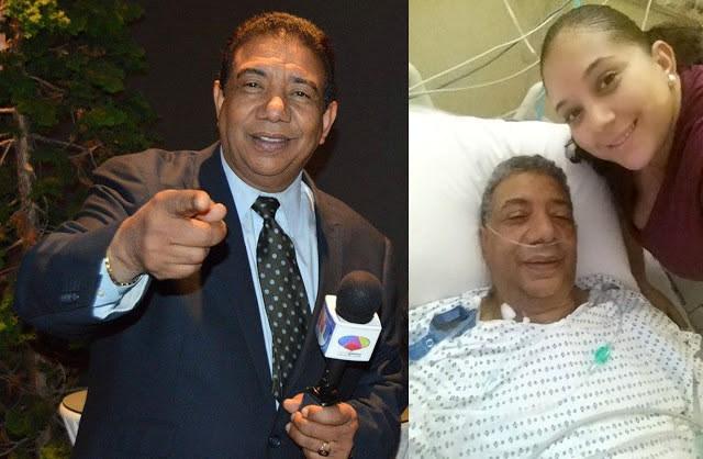 Realizan campaña para lograr trasplante de riñones a reportero dominicano en Nueva York