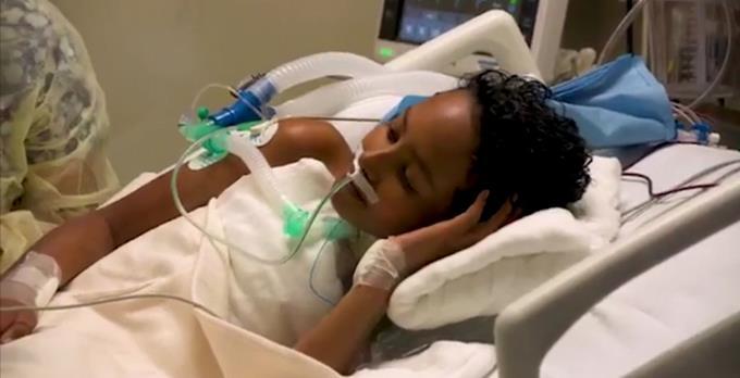 Niño que le han hecho 4 cirugías a corazón abierto necesita trasplante urgente para poder vivir