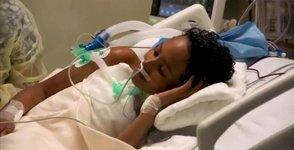 Niño Andy Herrera es trasladado a Florida para iniciar proceso de trasplante de corazón