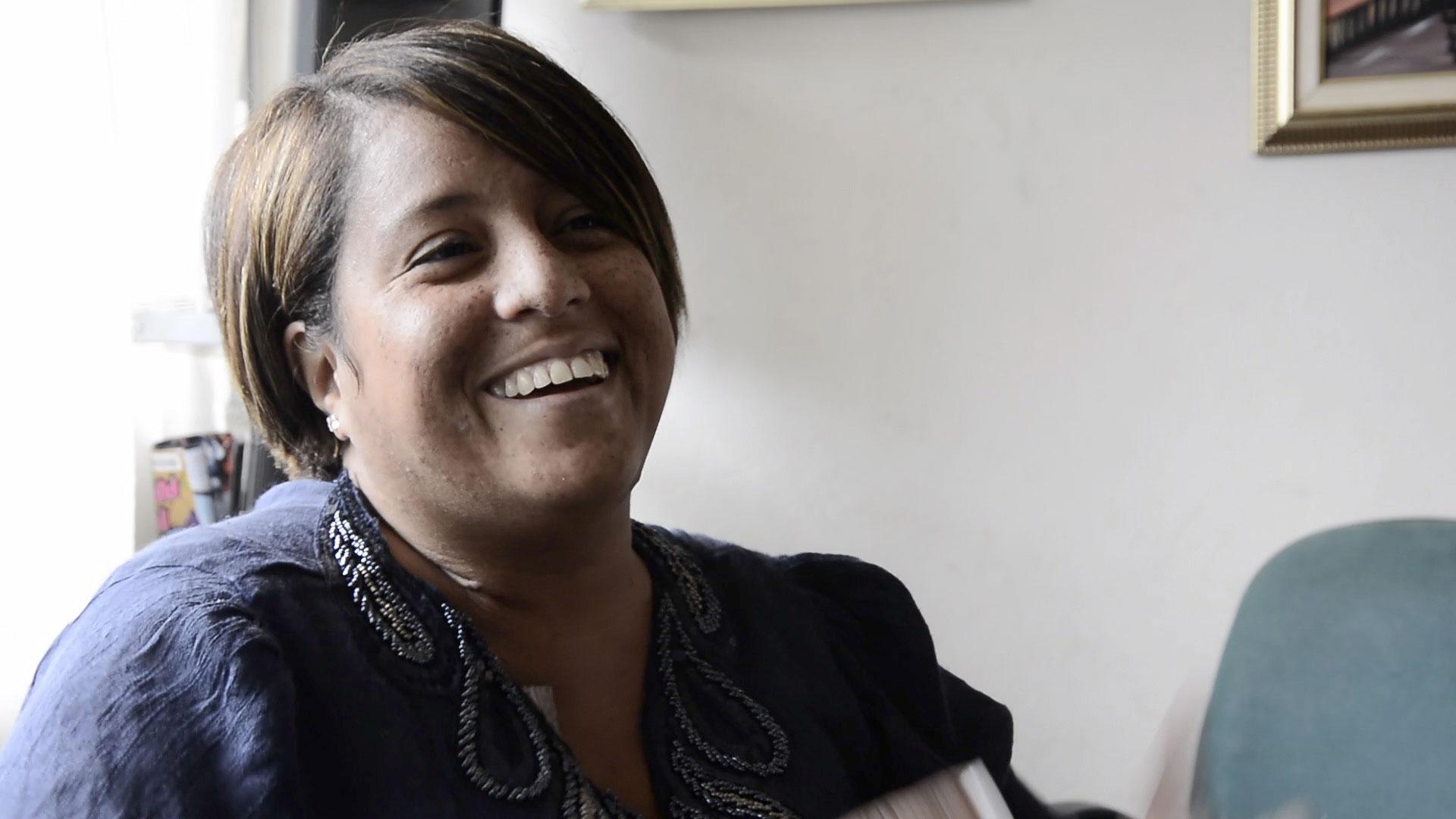 Contra el tiempo: Por 7 años, Nuria ha esperado un riñón que le salve la vida