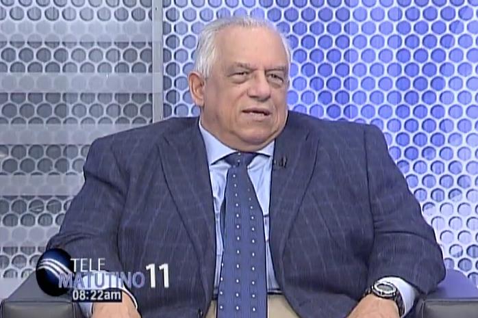 Entrevista Telematutino 11, Dr. Fernando Morales, Director del INCORT
