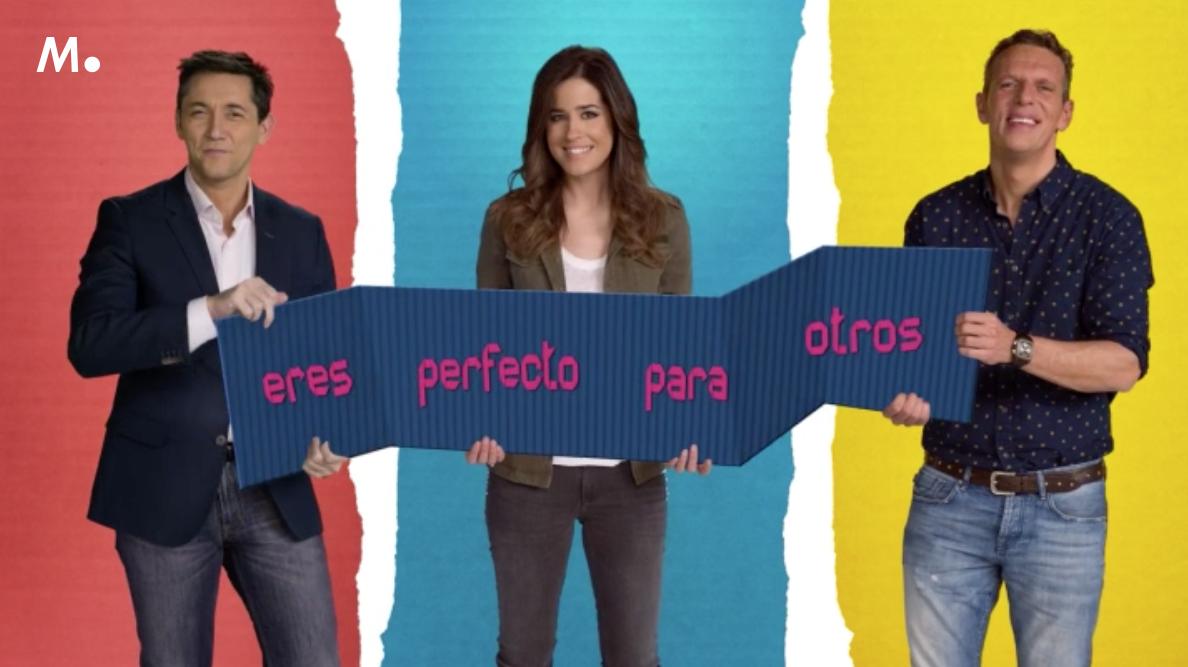"""""""Eres perfecto para otros"""": El proyecto social de Mediaset España"""