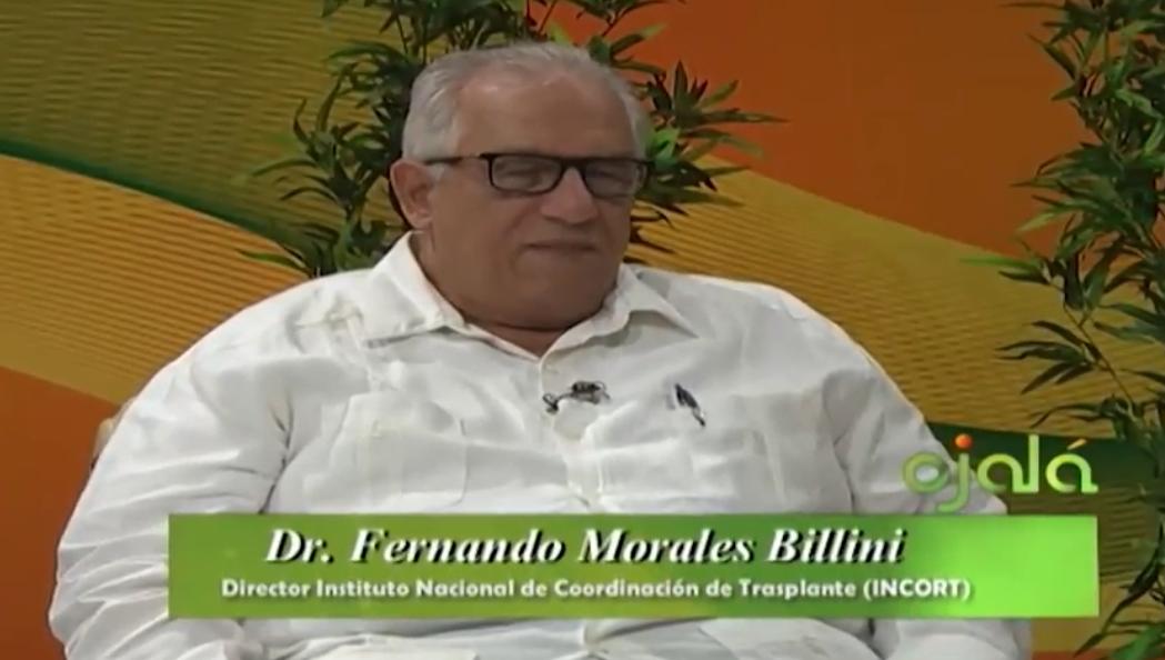 """Entrevista en programa de TV """"Ojalá"""" Canal 4RD"""