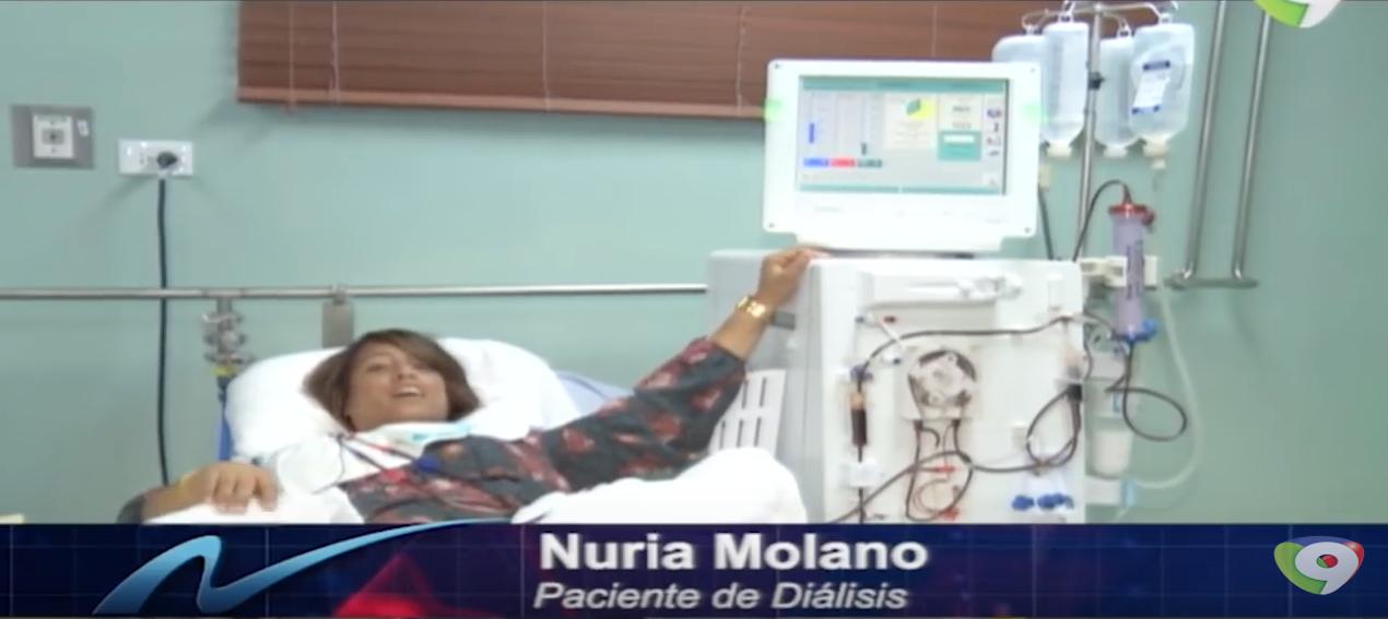 Nuria Piera: Reportaje de Dahia Sena sobre la donación de órganos y trasplantes en RD