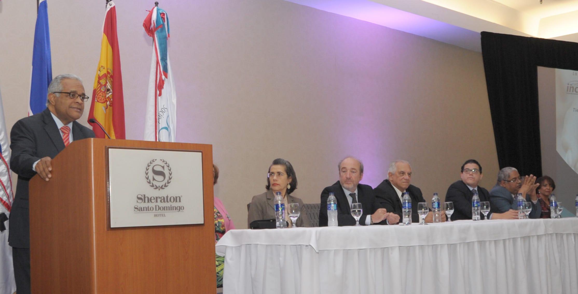 INCORT inaugura Congreso Dominico-Andaluz sobre donación y trasplante de órganos