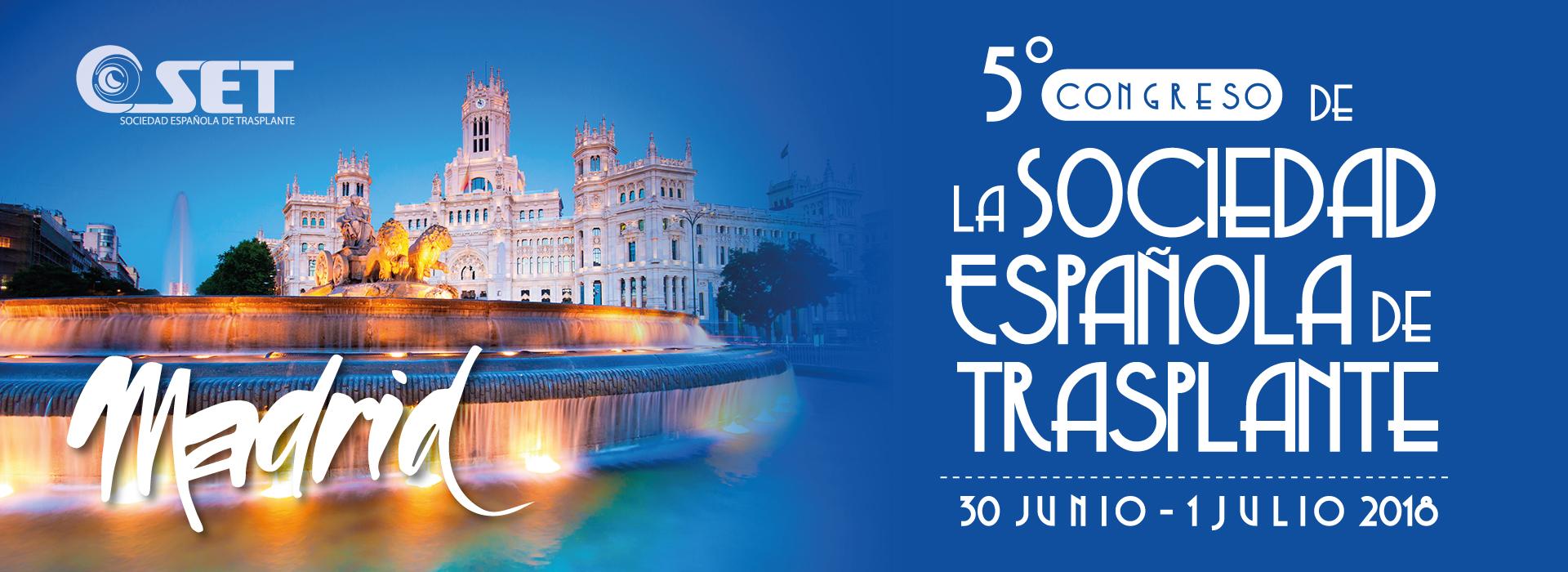 Primer Congreso Mundial de Trasplantes en Madrid