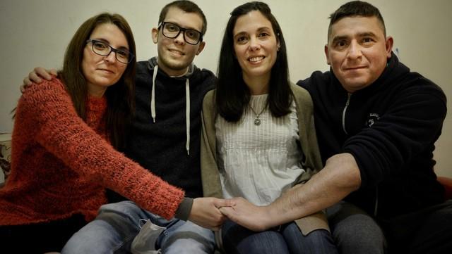 El milagro del trasplante cruzado: «Las verdaderas heroínas son ellas»