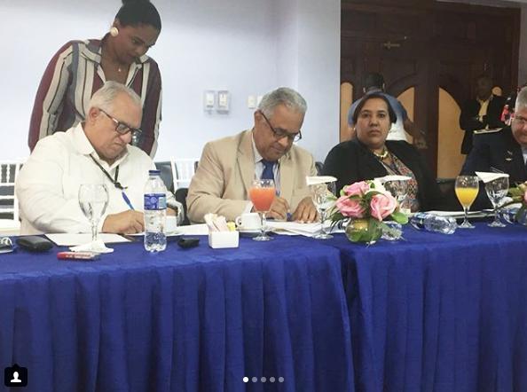 Reunión del Consejo Nacional de Trasplante (CNT) y Instituto Nacional de Coordinación de Trasplantes (INCORT)