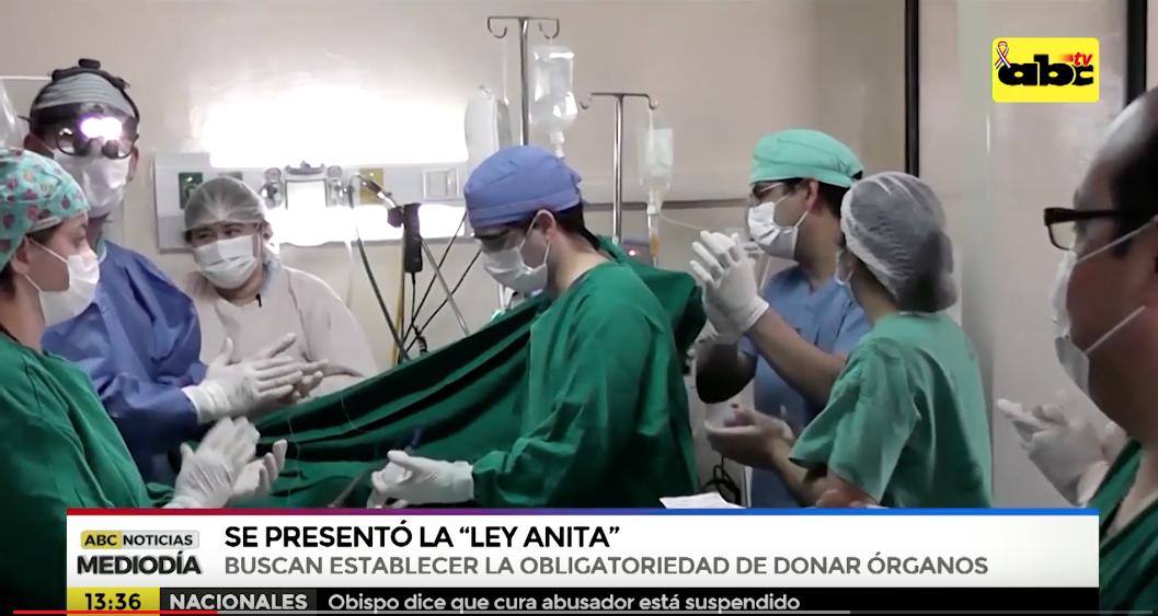 Apuntar a la educación para impulsar donación de órganos