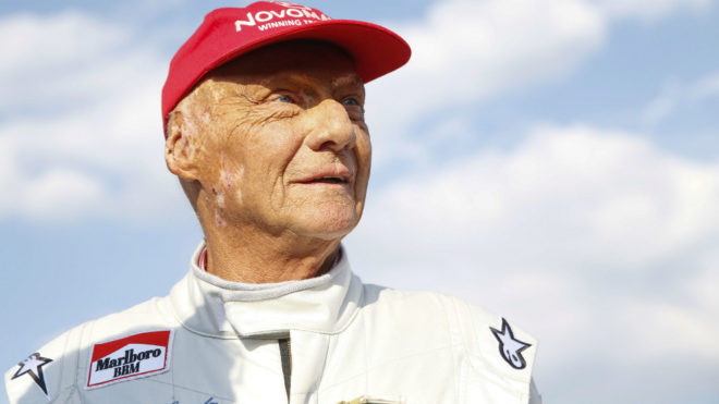 Niki Lauda abandona el hospital tras el trasplante de pulmón