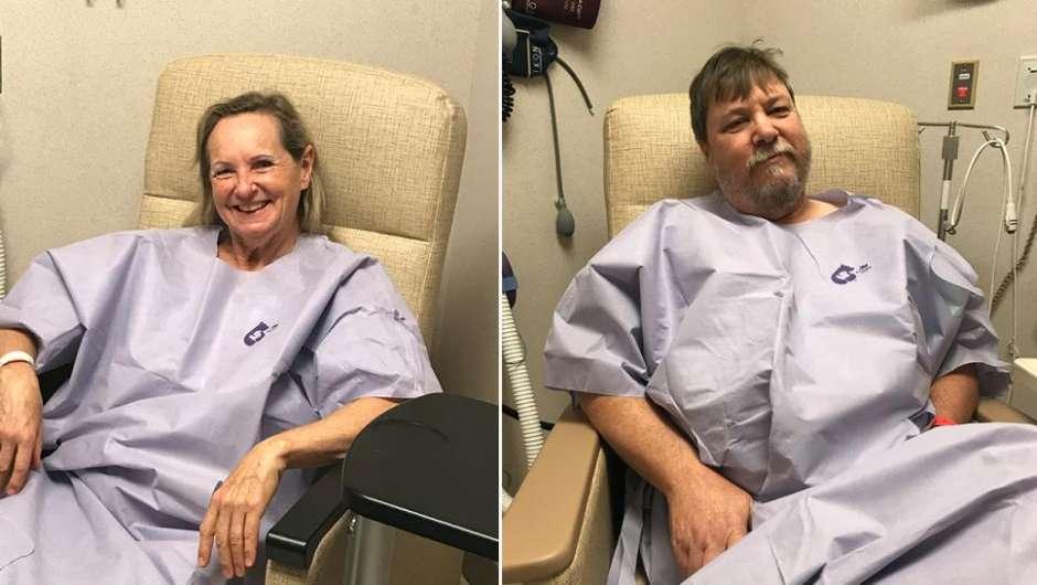 Le dona un órgano a su ex esposo, porque aún lo quiere