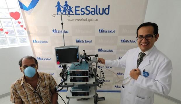 Corazón artificial que salva vida de pacientes en lista de espera de un trasplante