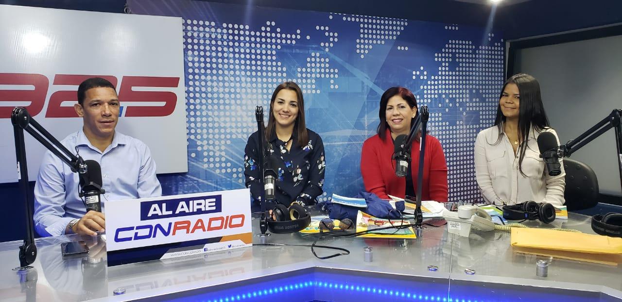 Conversación sobre la donación y trasplante de órganos en República Dominicana, CDN radio