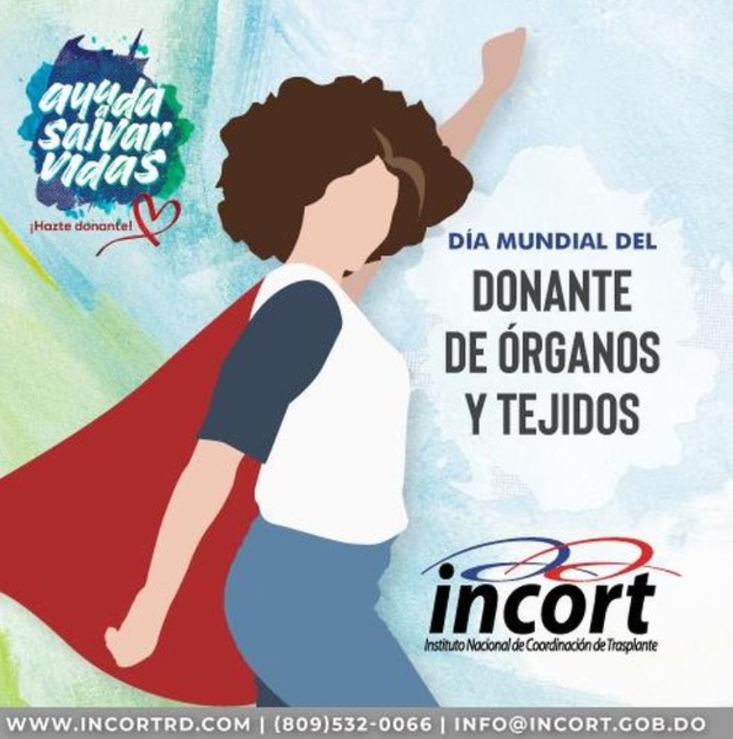 INCORT: En marcha con la donación de órganos y tejidos en RD
