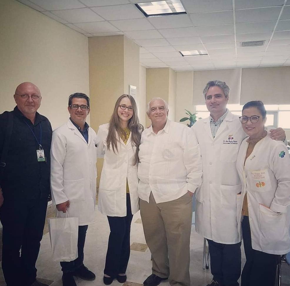 INCORT juramenta equipo del programa de trasplante en el HOMS