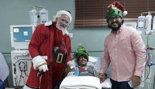 Dializados desean encontrar en esta Navidad un donante de riñón