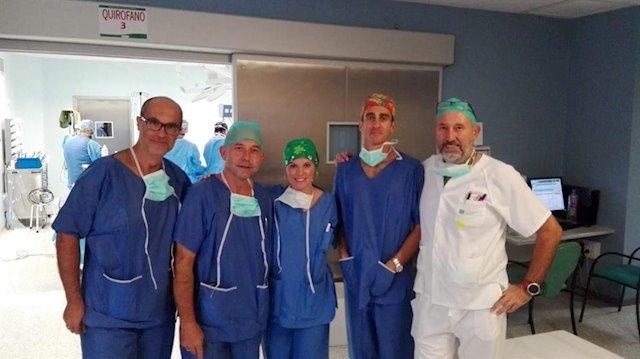 Realizada con éxito la primera donación pulmonar de un donante en parada cardiorrespiratoria controlada
